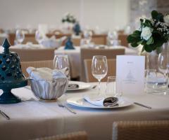 Palazzo Filisio Hotel Regia Restaurant - Il ricevimento di nozze