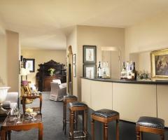 Hotel Villa Michelangelo - Bar dell'hotel per il ricevimento nuziale