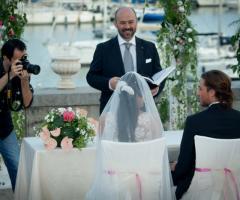 Cerimonia di matrimonio a Villa Igiea Palermo
