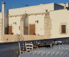 Masseria Casamassima - Vista dalla terrazza