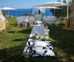 Cala dei Balcani - Location per matrimoni a Santa Cesarea Terme