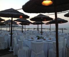 Matrimonio sulla spiaggia in Puglia