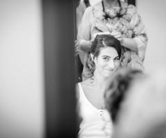 Dario Imparato Foto - I preparativi per l'acconciatura