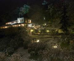 New Antica Rocca Donwivar - Vista della location di sera