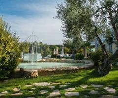 Casale San Nicola - La fontana