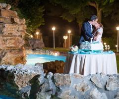Villa Valente - Il taglio della torta
