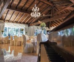 Villa Demetra - Il pianoforte per l'intrattenimento musicale