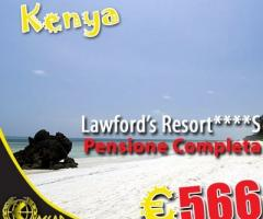 Esclusivo viaggio per la luna di miele in Kenya
