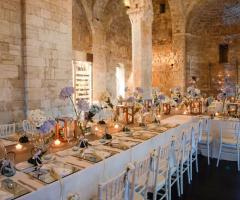 Exclusive Puglia Weddings - nel castello