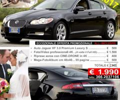 Sensation Events - Noleggio auto per matrimoni