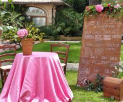 Antica Masseria Martuccio - Decorazioni in giardino