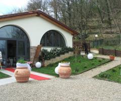 Borgo La Fratta - L'ingresso della location