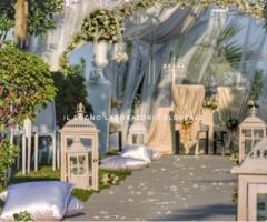 Il Sogno - Laboratorio Floreale - Idee decorative per la cerimonia di nozze