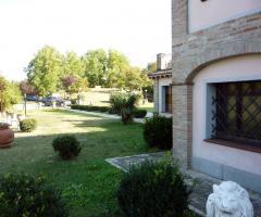 Hotel Villino della Flanella - Vista esterna villino
