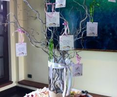 Tableau di nozze ad albero