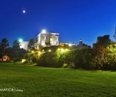 Il Trappetello - Vista della location di sera