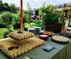 Il giardino di Villa Lina - L'angolo dei dolci