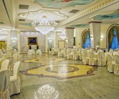 Lo Smeraldo Ricevimenti - La panoramica del Palladio