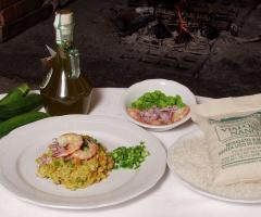 Cucina genuina a Castello di Desana