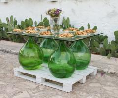 Masseria San Nicola - Particolari del buffet