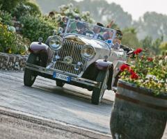 Chervò Golf Hotel &  Resort San Vigilio - L'auto degli sposi
