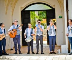 Metamorphosis Wedding Band - Un vasto repertorio musicale