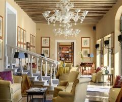 Hotel Villa Michelangelo - Hall dell'hotel per il matrimonio