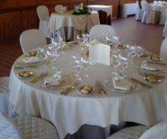 Villa Aretusi - Mise en place matrimonio
