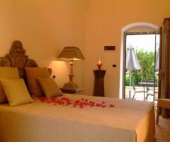 Masseria Montalbano - La camera per gli sposi