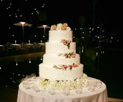 Tenuta Monacelle - Torta nuziale