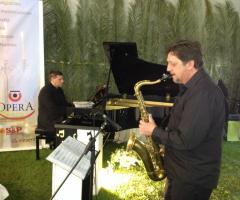 Summertime Trio - Pianoforte e sassofono