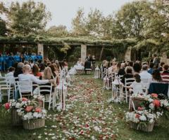 Masseria San Lorenzo - La cerimonia civile