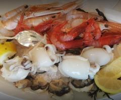 Relais il Santissimo -  Il pesce crudo