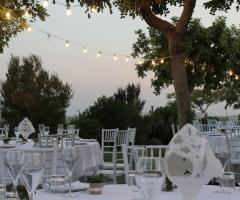 Manfredi Ricevimenti - Matrimonio al tramonto