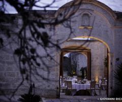 Scorcio della location per matrimoni