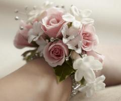 Le Rose di Zucchero Filato - Dettagli ed accessori