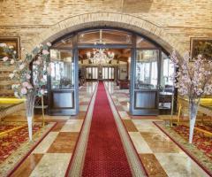 Grand Hotel Vigna Nocelli Ricevimenti - Le affascinati sale interne