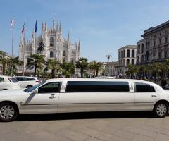 Noleggiami Maggiolini & Co - Il fascino della Limousine