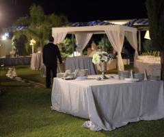 Luisa Mascolino Wedding Planner Sicilia - Tutto è pronto per il ricevimento