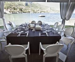 Ristorante per matrimoni sul Lago di Como