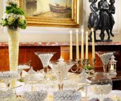 Grand Hotel Parker's - Il tavolo della confettata
