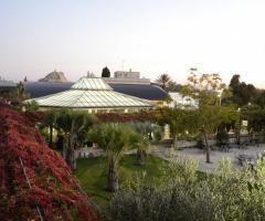 Tenuta Montenari - Vista esterna della location di matrimonio