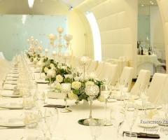 Villa Ciardi - Allestimento in bianco