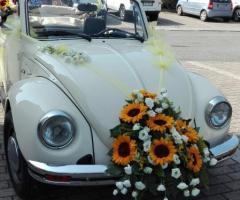Noleggiami Maggiolini & Co - Un mito di auto per le nozze