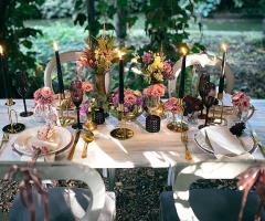Maria Mayer Events - allestimento tavola