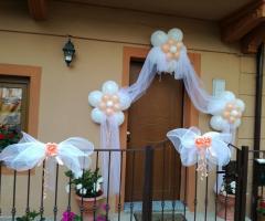 Il Punto Esclamativo - Addobbo casa della sposa