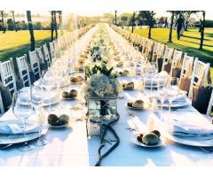 Guna Beach Club - Il ricevimento di nozze sul mare
