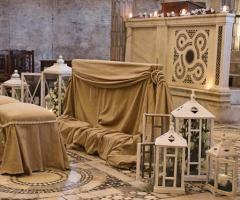 Abbazia di Sant'Andrea in Flumine - La chiesa