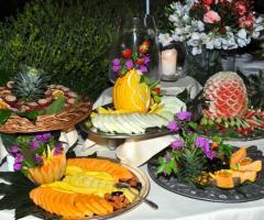 Casale del Murgese - Gran buffet di frutta
