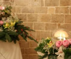 Casale San Nicola - Addobbi floreali